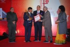 UIIC WINS SKOCH AWARD FOR ICT BASED INNOVATION FOR M-POWER